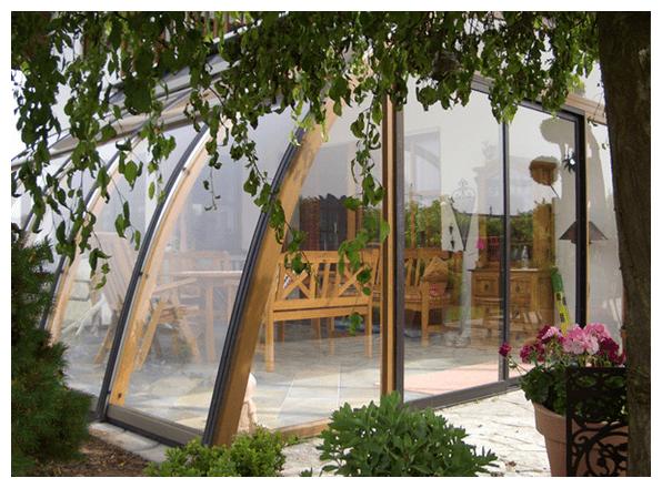 besonders hohe Glashauseffekt Wirkung in  Korbußen
